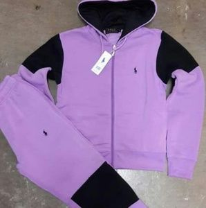 Womans Polo Sweat Suits